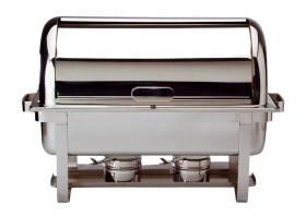 Lämpöhaude rolltop GN 1/1 67x35 cm 9 L