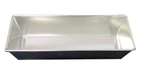 Leipävuoka tinattu 25,3x11,4x7,1 cm 1,5 L
