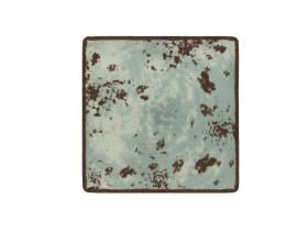 Neliölautanen sininen 24,5 cm