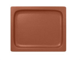 GN-vati terrakotta 1/2 32,5x26,5x6,5 cm