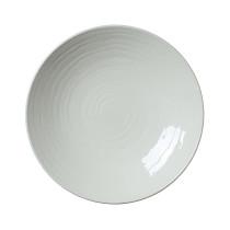 Lautanen coupe valkoinen Ø 25,5 cm