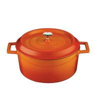 Valurautapata oranssi Ø 20 cm 2,82 L