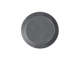 Lautanen harmaa  Ø 21 cm