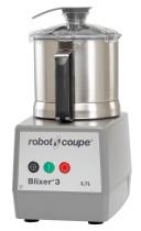 Soseutuskutteri Robot Blixer 3