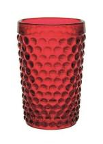 Juomalasi punainen 30 cl