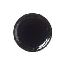 Lautanen musta Ø 20,2 cm