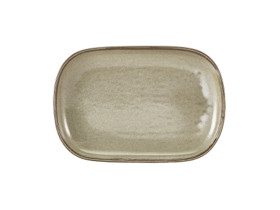 Lautanen suorakaide harmaa  Ø 27,5 cm