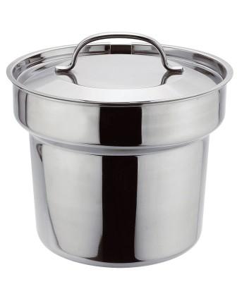 Keittoaseman kulho+kansi rst 4,5 L