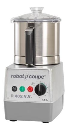 Vihannesleikkuri/kutteri Robot R 402 V.V.