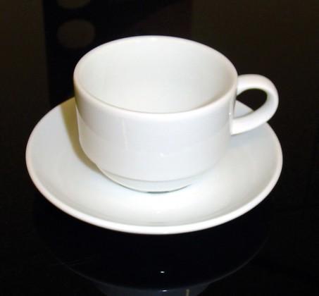 Kahvikuppi 17 cl, pelkkä kuppi