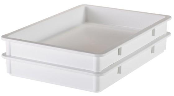 Pizzalaatikko 46x66x7,6 cm
