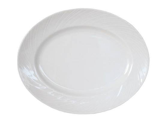 Lautanen soikea P 20,25 cm