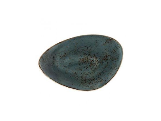 Lautanen sininen P 37,5 cm
