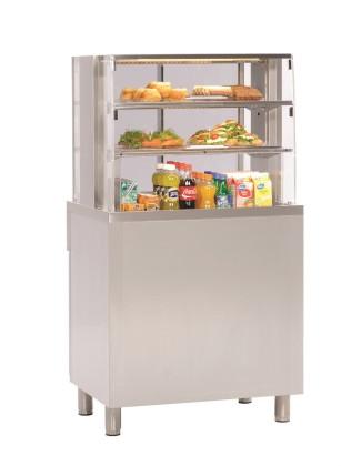 Kylmälasikko Dieta Serve Vitrine R802 DS