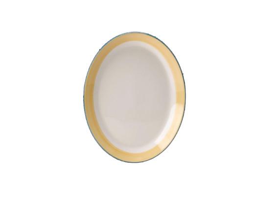 Lautanen soikea P 20,2 cm