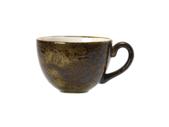 Kahvikuppi ruskea 22,75 cl