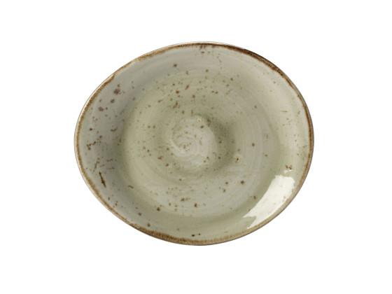 Lautanen vihreä Ø 15,5 cm
