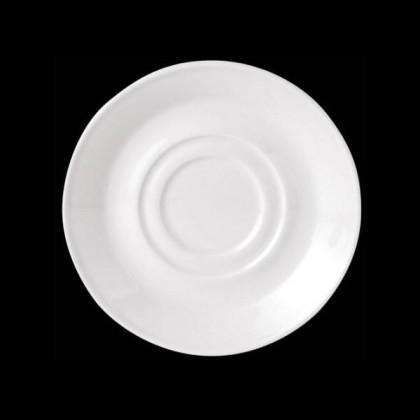 Aluslautanen vaaleanvihreä Ø 14,5 cm
