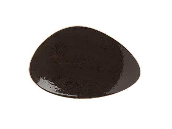 Lautanen harmaa P 37,5 cm