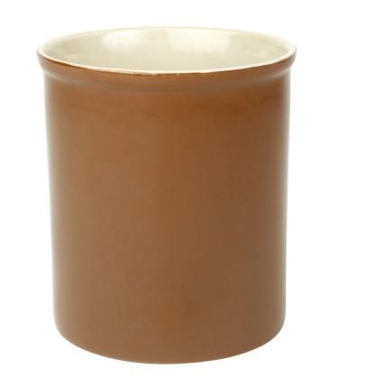 Ruukku ruskea K 16 cm Ø 14,5 cm 1,9 L