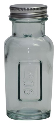Smoothie-pullo kannellinen 12 cl