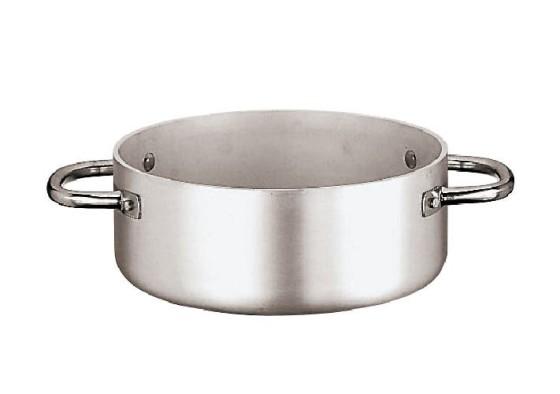Kattila matala alumiini 20 L Ø 40 cm