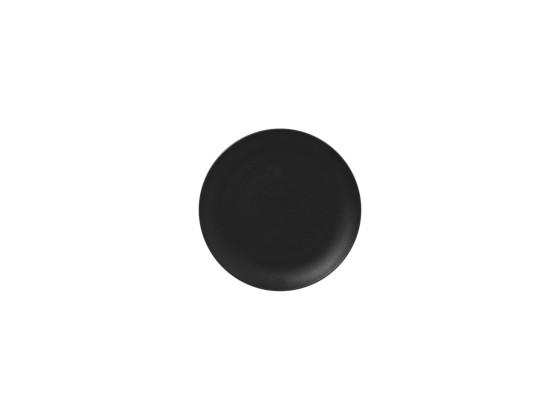 Lautanen musta Ø 18 cm
