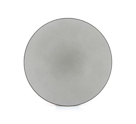 Lautanen harmaa Ø 28 cm