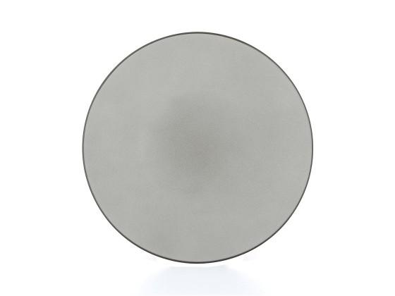 Lautanen harmaa Ø 31,5 cm