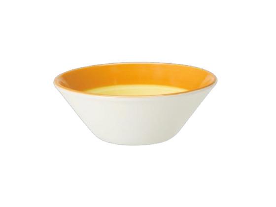 Kulho keltainen Ø 14 cm