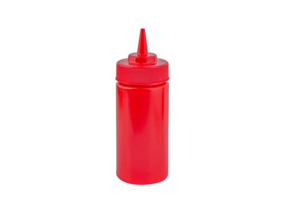 Ketsuppipullo punainen 23 cl