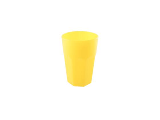 Juomalasi sitruunankeltainen 45 cl