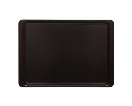 Tarjotin Versa musta 32,5x26,5 cm