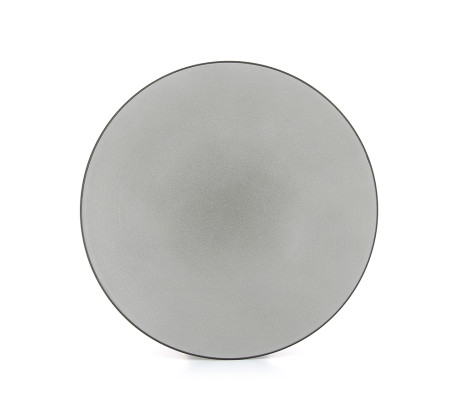 Lautanen harmaa Ø 26 cm