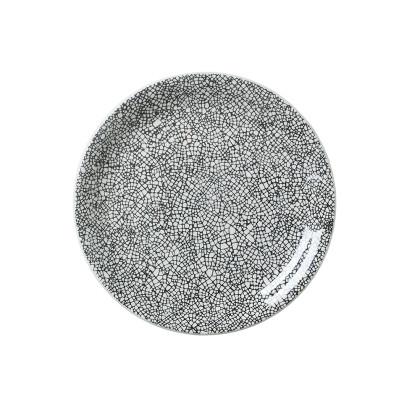 Lautanen musta Ø 20,25 cm