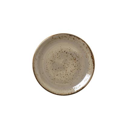Lautanen coupe beige Ø 15,25 cm
