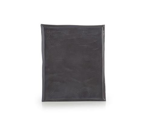 Lautanen suorakaide Black Moon 21x17,5 cm