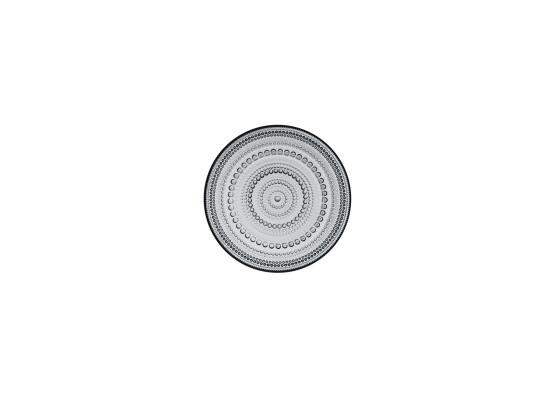 Lautanen harmaa Ø 17 cm