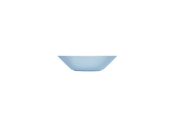 Lautanen syvä vaaleansininen Ø 21 cm