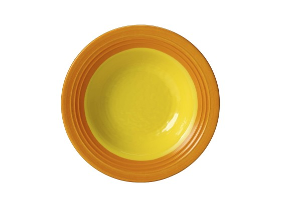 Kulho melamiini keltainen Ø 20,3 cm
