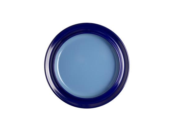 Lautanen melamiini sininen Ø 16,5 cm