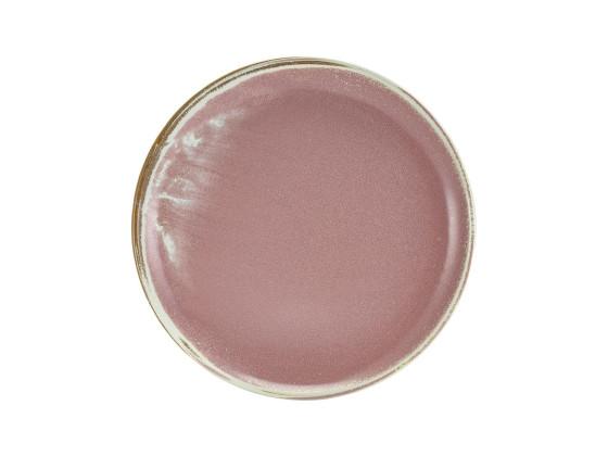 Lautanen coupe roosa Ø 27 cm