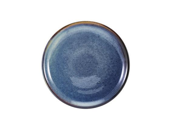 Lautanen coupe sininen Ø 19 cm