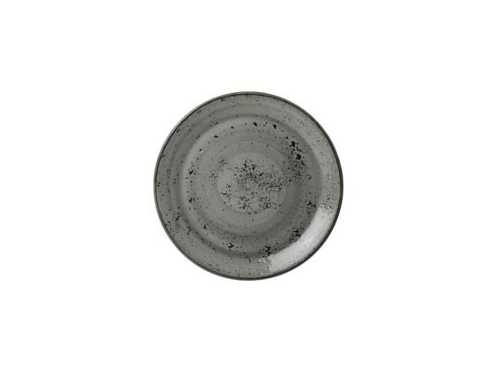 Lautanen harmaa Ø 25,25 cm