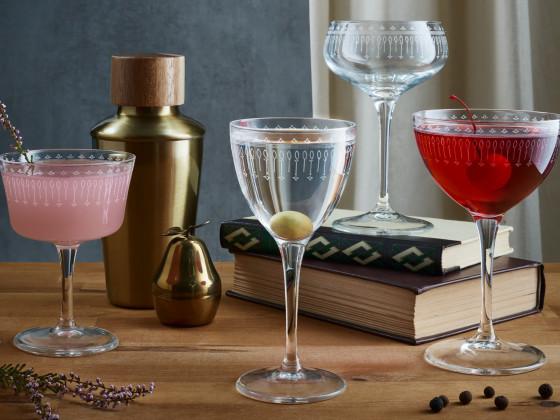 Fizz cocktail-lasi 22 cl