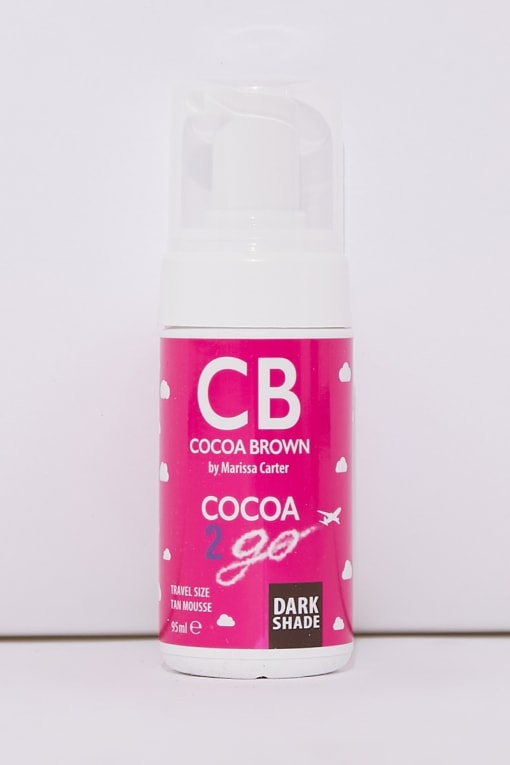 COCOA BROWN TRAVEL SIZE 1 HOUR DARK