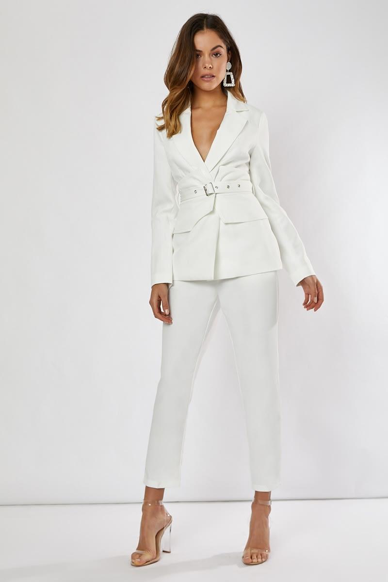 9937c4f2390 Heidi White Cigarette Trouser