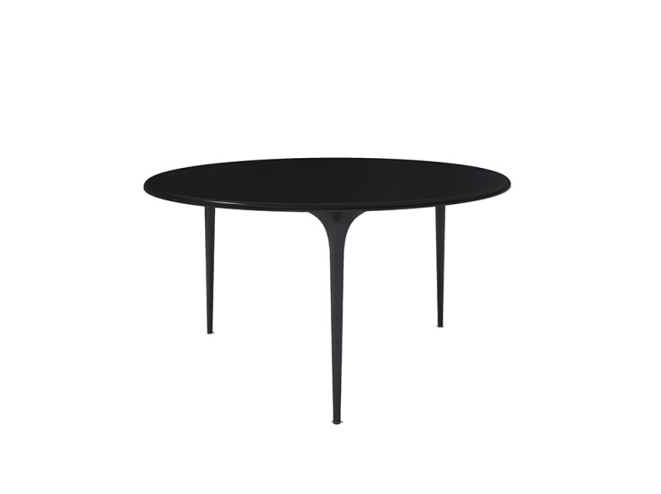 009.01 150 Organic: Round table Ø150 cm H 73 cm