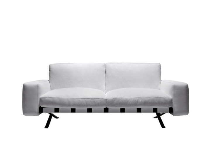 Fenix: 2 seater sofa in different finishings