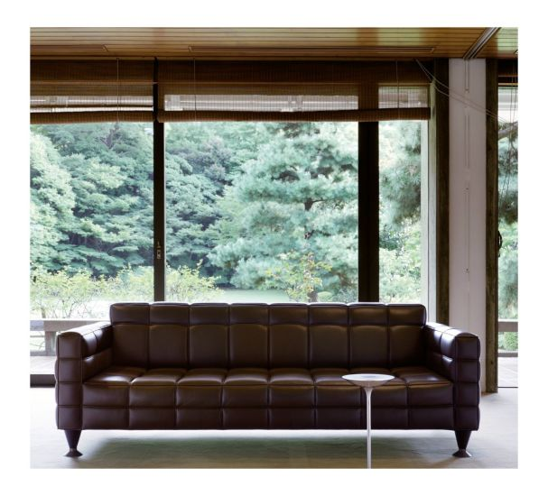Hoff: Sofa W 220 cm in different finishings